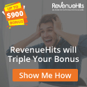 RevenueHits Referral to make money with monetization